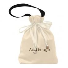 白色单肩帆布包手提袋时尚环保袋礼物