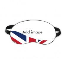 睡觉英国旗休息美容眼罩