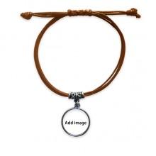 棕手链饰品情侣礼物礼品