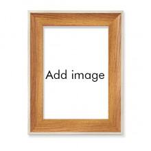 桌面木相框展示艺术画多套