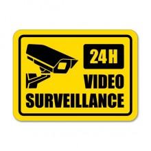 视频监控指示贴纸