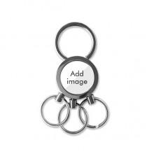 汽车钥匙扣金属钥匙链圈环挂件礼物