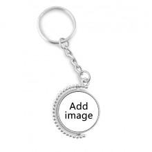 旋转汽车钥匙扣挂件礼物