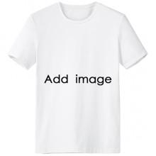 男女白色短袖T恤创意纪念衫个性T恤衫礼物
