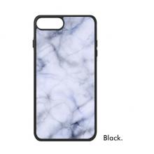 黑白大理石现代抽象杂纹纹理 iPhone 7/ 7Plus 手机壳手机保护套礼物