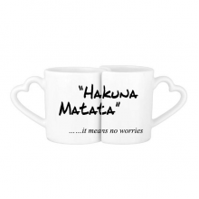 别烦恼英语励志意境短语 情侣马克水杯陶瓷杯子个性咖啡杯创意牛奶杯礼物