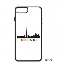 同性标语爱在城中之加拿大多伦多 iPhone 7/ 7Plus 手机壳手机保护套礼物