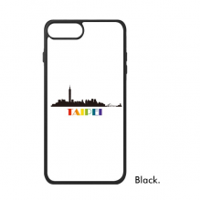 同性标语爱在城中之台湾台北 iPhone 7/ 7Plus 手机壳手机保护套礼物