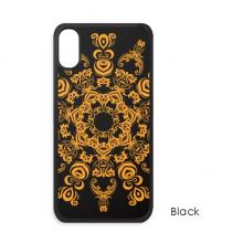 伊斯兰金色艺术图案 iPhone X 手机壳手机保护套礼物