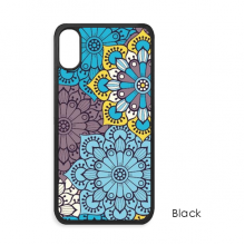 伊斯兰阿拉伯土耳其花纹 iPhone XS Max手机壳apple苹果手机保护套礼物