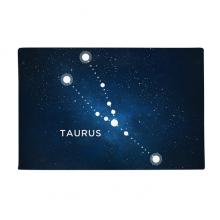金牛座星座星盘宇宙 防滑地垫地毯卧室卫生间地板法兰绒垫礼物