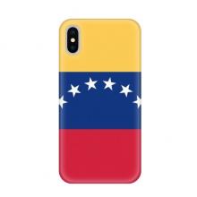 委内瑞拉国旗南美洲国家象征符号图案 苹果iPhoneX手机软壳TPU硅胶超薄全包围保护套