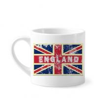英国国旗米字旗标记插画 白色陶瓷杯子马克杯咖啡杯水杯礼物