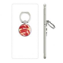 肉排生肉块食物美味 手机支架指环多功能黏贴懒人桌面支撑礼品