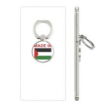 巴勒斯坦国旗国家制造 手机支架指环多功能黏贴懒人桌面支撑礼品