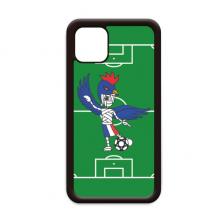 法国高卢雄鸡木乃伊足球 适配于iPhone 11手机壳apple苹果手机保护套