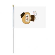 职业画家色彩纸风景笔悠悠 8号手挥手摇旗帜体育赛事助威4面