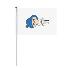 星座运势水瓶座天王星悠悠 8号手挥手摇旗帜体育赛事助威4面