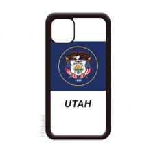 美国州旗帜轮廓犹他 适配于iPhone 11手机壳apple苹果手机保护套